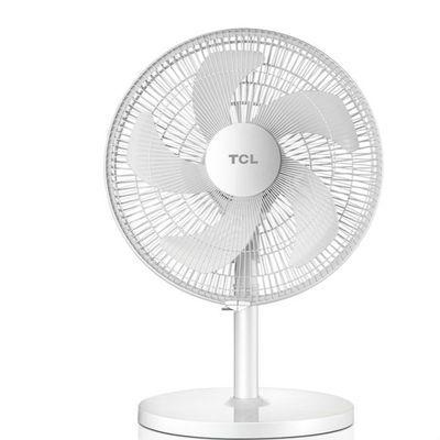 TCL电风扇家用台式静音电扇立式摇头宿舍小台扇落地节能桌面风扇