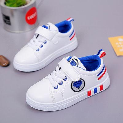 童鞋儿童小白鞋男女童板鞋2020春季新款学生休闲鞋小孩单鞋韩版潮