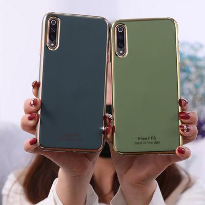 小米9手机壳磨砂防摔网红软壳cc9硅胶新款可爱cc9e男女全包超薄潮