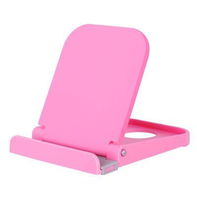 手机支架桌面直播懒人便携通用小巧可爱简约创意多功能折叠可调节