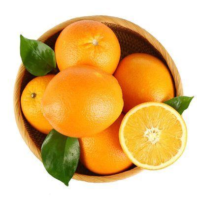 【新鲜现摘】新鲜冰糖橙10斤甜橙夏橙脐橙橙子新鲜水果3-5斤包邮