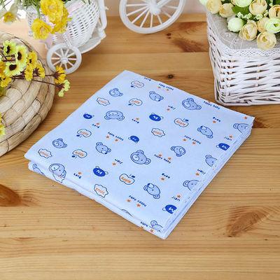 婴儿纯棉尿布片【12条拍2有礼】柔软吸水可洗透气宝宝戒子隔尿垫