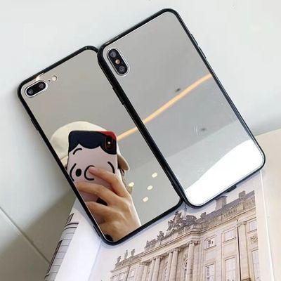 镜面opporeno/3Pro/2z手机壳A5/A8/A11保护套r9s/r11/r15/r17女潮