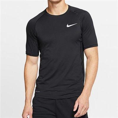 NIKE耐克男装2020新款运动速干衣训练跑步透气短袖T恤BV5634-010
