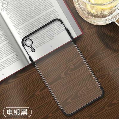 苹果XR手机壳透明iPhoneX软硅胶11promax男XsMax女6Su002F7u002F