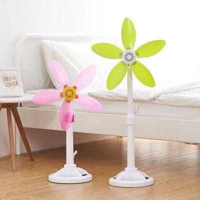 电风扇家用立式落地扇学生宿舍办公室小型风扇静音台式大风力台扇