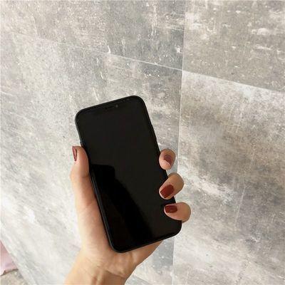 小清新文艺树叶华为nova2su002F4e手机壳plus软壳3i全包3e女nova