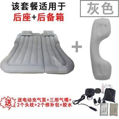 车载充气床SUV车中后备箱床垫折叠旅行床越野自驾游轿车后排气垫