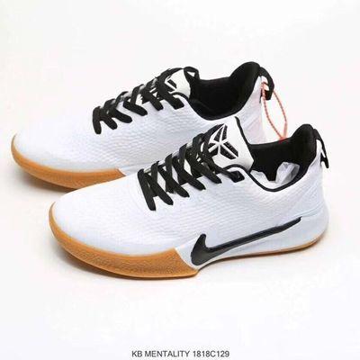 科比12代篮球鞋 黑曼巴ZK4毒液KD13曼巴精神NBA黑金KB5战靴