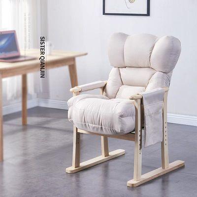 电脑椅家用懒人可躺书房办公靠背沙发椅子宿舍游戏电竞座椅折叠椅