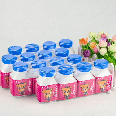 爆款酸奶儿童牛奶奶昔早餐脱脂学生发酵乳低脂乳酸菌饮料整箱批发