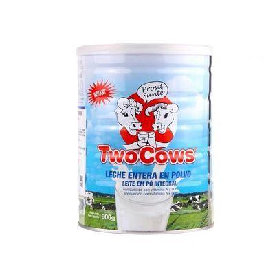 荷兰进口Two Cows双牛奶粉淘高斯成人高钙速溶奶粉900g