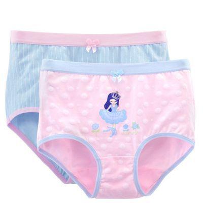 女童生理期内裤防漏纯棉女大童学生女孩月经期儿童三角12-13-15岁