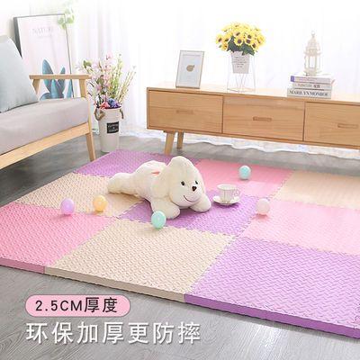 泡沫地垫拼接宝宝爬行垫垫子地垫婴儿爬爬垫家用榻榻米地垫防滑垫