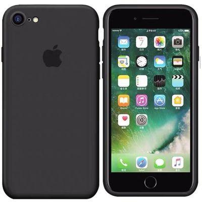 苹果6s手机壳iPhone78plus男女款SE防摔8超薄6splus潮7液态硅胶i