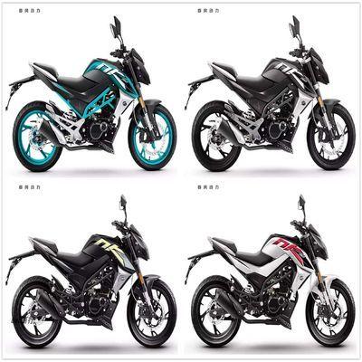 新款国四春风150NK 摩托车CF150 NK 水冷电喷 街车 跑车 机车整车