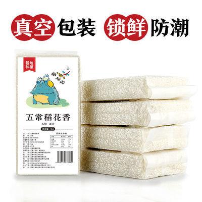 【真空包装】五常稻花香20斤装新米特价东北大米农家长粒香米10斤