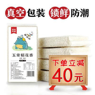 【真空包装】正宗五常稻花香大米2号10斤2不抛光东北长粒大米新米