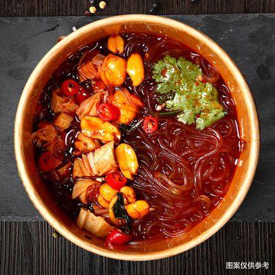 酸辣粉嗨吃家6桶整箱装重庆红薯粉丝螺蛳粉米线网红夜宵方便速食