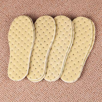 6/10双 儿童薄荷防臭鞋垫 宝宝吸汗透气鞋垫男女童可修剪四季新款