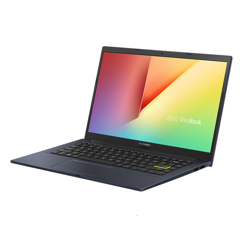 十代I5+独显:华硕 VivoBook14 2020款 14英寸 轻薄笔记本电脑