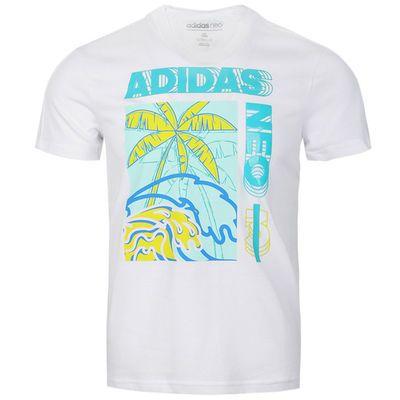 ADIDAS SC(阿迪运动)2019M CS SU TEE SS夏季男子短袖上衣