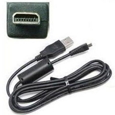 洗衣粉尼康S6400 S2600 S2700 S2800 S2900 S100相机数据线+电池+
