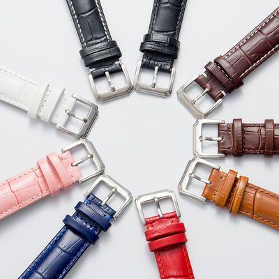 代用华为watch gt表带华为GT手表表带GT2通用荣耀magic2真皮表链