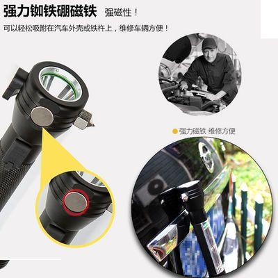 汽车安全锤车用多功能手电筒车载自救逃生锤破窗器消防应急救生锤
