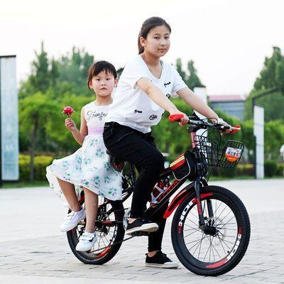 儿童自行车7-8-10-12-15岁中大童男孩20寸小学生女孩山地脚踏单车