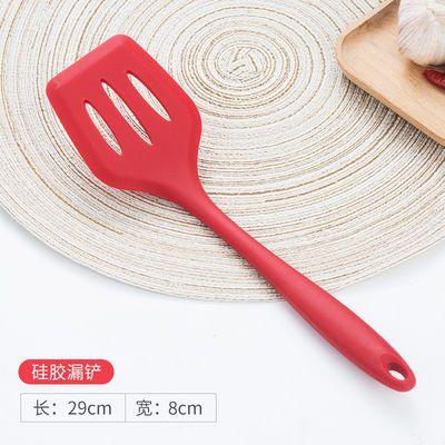 食品级硅胶锅铲耐高温不粘锅专用炒菜铲子勺子厨房用品勺铲全套装