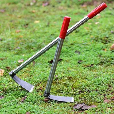多功能种菜锰钢小锄头阳台庭院松土锄头农用种花锄头挖地松土钢锄