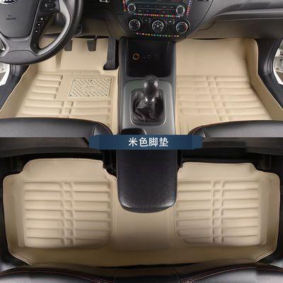 比亚迪bydL3F0F3F3RG3F6G6S6G5速锐BYD专用全包围新款汽车脚垫
