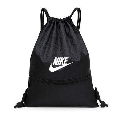 定制束口袋篮球袋篮球包户外男女足球袋抽绳双肩包球鞋运动包