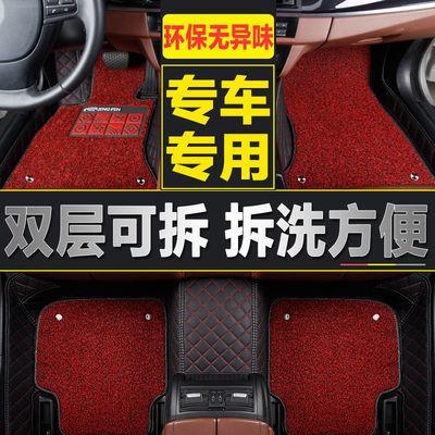2018款哈弗H6脚垫运动哈佛Coupe酷派专用大全包围升级版汽车地毯