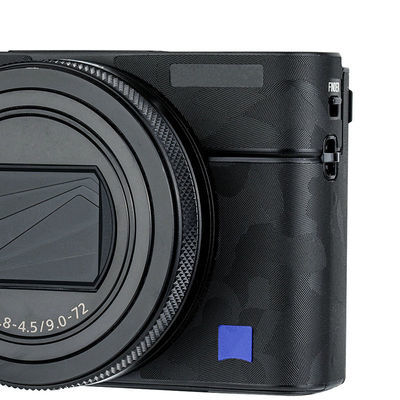 适用于索尼相机贴纸黑卡M7机身贴膜RX100VII RX100M7/M6 RX100M5