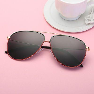 2020新款男士偏光太阳镜潮流时尚复古街拍墨镜欧美个性时尚眼镜