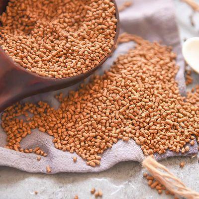 三高苦荞茶【四川发货】四川大凉山黑苦荞茶正宗正品荞麦茶1斤