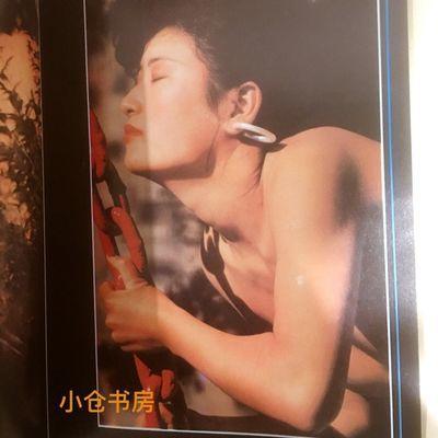 中国人体摄影艺术 人体写真集 大16开超大画面 正版绝版书