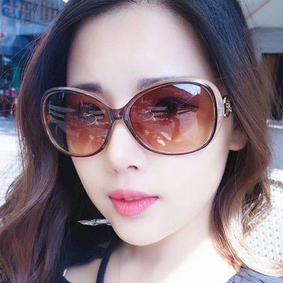 顺丰包邮夏【不分老少皆可佩戴】墨镜新款炫彩太阳镜女士防紫外线
