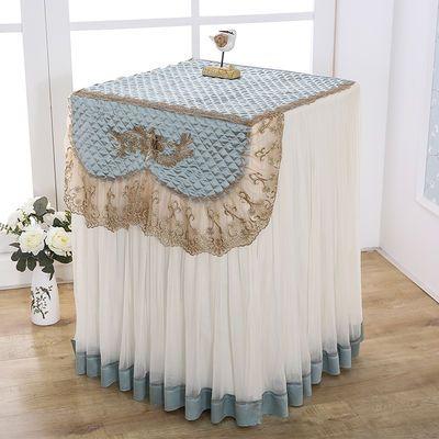 海尔洗衣机罩滚筒防水防晒松下全自动洗衣机防尘套冰箱盖布通用
