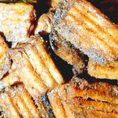 暖小糖带鱼酥即食零食烤鱼干香酥脆休闲海鲜特产干货网红小吃食品