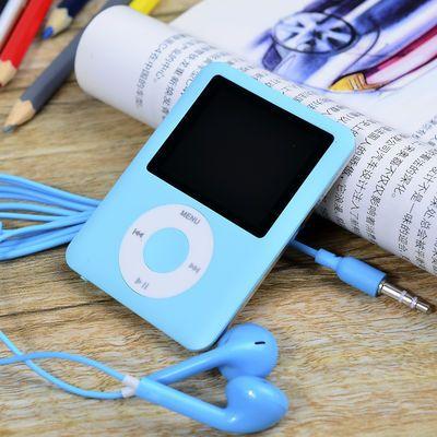 mp3随身听mp4有屏播放器迷你外放随身听学生音乐英语自带内存mp5