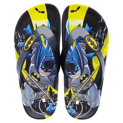 男孩女童夏季拖鞋新款卡通可爱软底防滑人字拖夹脚小孩子儿童沙滩