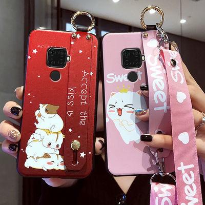 华为nova5ipro手机壳nova5Z硅胶保护套软全包防摔磨砂女新款斜挎