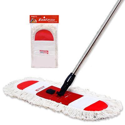 伊司达拖把地板平板拖把棉线替换布地板拖办公家用大号清洁平拖