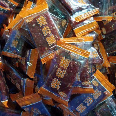 悠加猪肉脯猪肉干靖江零食特产小吃猪肉片独立小包装500g一斤包邮