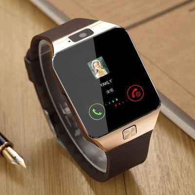 品牌智能手表手机中小学生天才插卡儿童电话手表防水定位触屏便宜