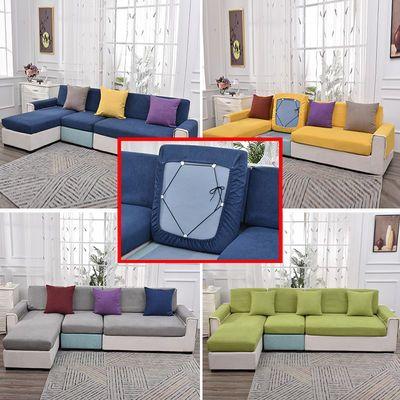 沙发套全包万能套四季通用沙发罩巾北欧简约全盖布沙发笠垫子定做