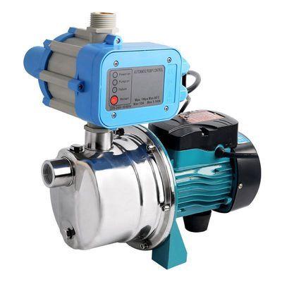 全自动静音自来水井水管道增压泵不锈钢家用抽水泵大功率自吸水泵
